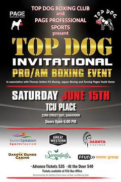 Top Dog Boxing: Invitational