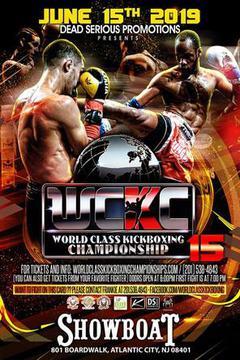 World Class Kickboxing Championship 15