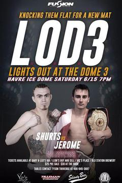 Fusion Fight League: Lights Out At The Dome 3