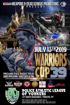 Warriors Cup XXXIX