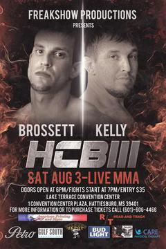 Hub City Beatdown: Brossett vs Kelly