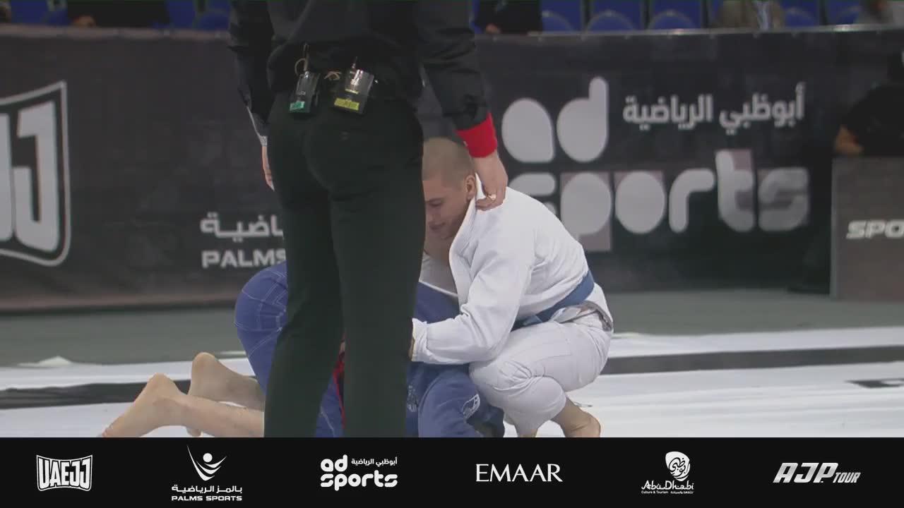 Abu Dhabi Jiu-Jitsu: Slam & King of Mats, June 15