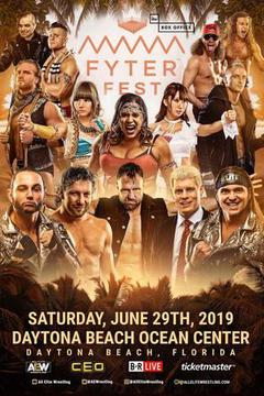 #1: All Elite Wrestling: Fyter Fest