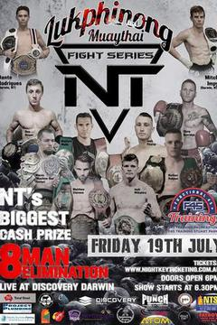 NT Fight Series 2