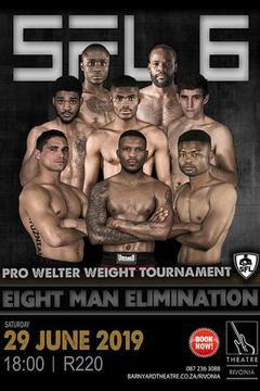 Supreme Fight League 6: Erasmus vs Rowe