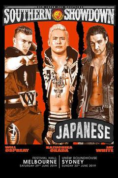 NJPW: Southern Showdown in Melbourne (Japanese)