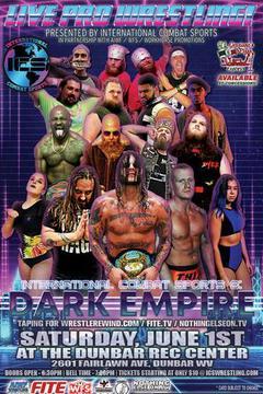 International Combat Sports 8: Dark Empire