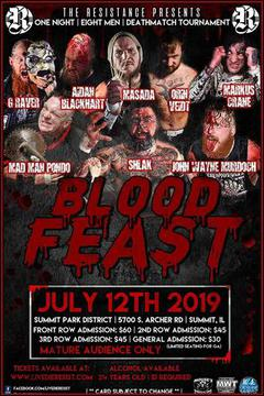 The Resistance Presents: Blood Feast