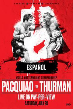 Manny Pacquiao vs Keith Thurman (en Español)