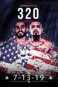 Shamrock FC 320: Zekthi vs Escobar