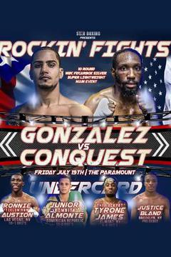 Rockin Fights 35: Gonzalez vs Conquest