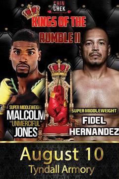 Chin Chek Promotions: Kings of the Rumble II