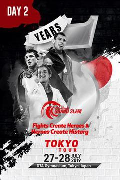 Abu Dhabi Jiu-Jitsu Grand Slam: Japan, Day 2