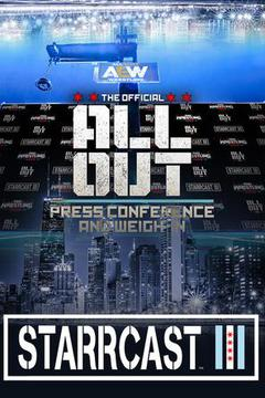 ALL OUT Press Conference & Weigh In