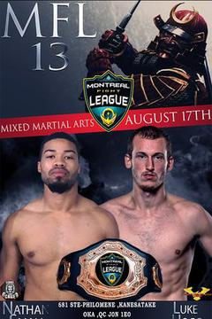 Montreal Fight League 13