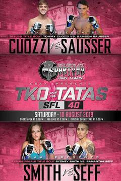 SFL 40: Tommy Cuozzi vs Samson Sausser