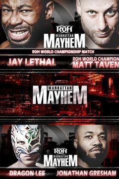 ROH: Manhattan Mayhem