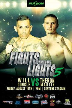 Fusion Fight League: Fights Under the Lights 5