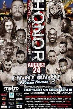 Honor Fighting Championship 10