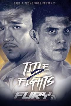 Fury Fighting Championships 36: Ike Villanueva vs Roger Narvaez