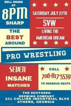 Southern Violence and Wrestling: Living the American Dream