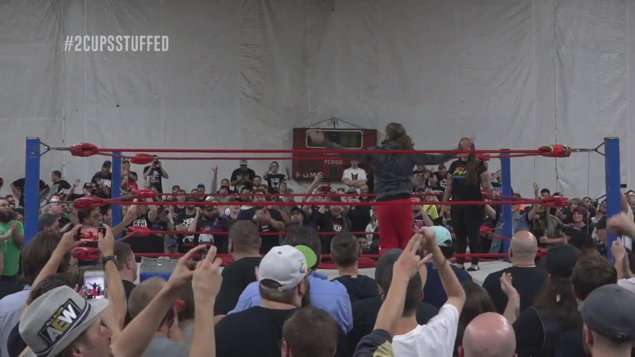 Gcw 2 Cups Stuffed Official Ppv Replay Fite