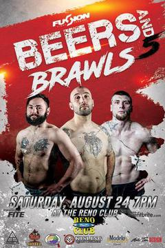 Fusion Fight League: Beers and Brawls 5