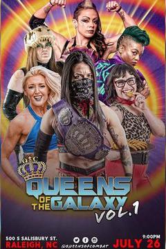 Queens of The Galaxy Vol 1.
