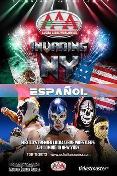 Lucha Libre AAA: Invading New York (en Español)