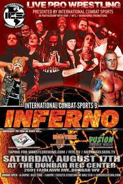 International Combat Sports 9: Inferno