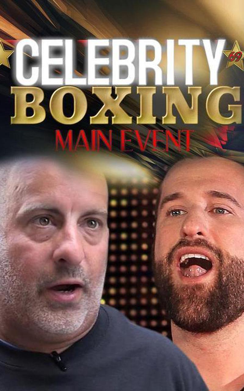 Celebrity Boxing Chris Morgan Vs Lenny Dykstra Official