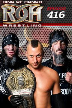 ▷ ROH Wrestling Official Live Streams - FITE