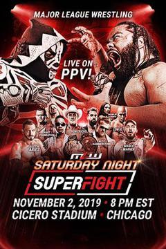 MLW: Saturday Night SuperFight