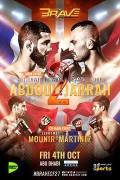 Brave 27: Abdoul vs Jarrah 2