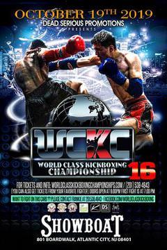 World Class Kickboxing Championship 16