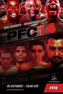 Professional Fighting Championship 14