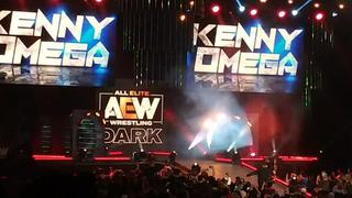 Kenny Omega AEW Dark entrance