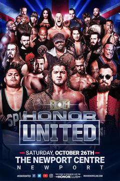 ROH: Honor United, Newport