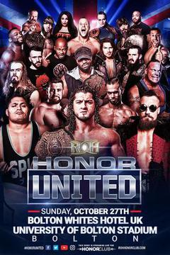 ROH: Honor United, Bolton