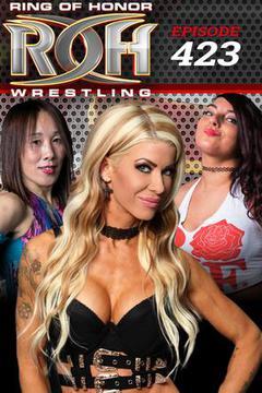 ROH Wrestling: Episode #423