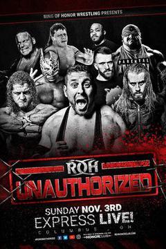 ROH: Unauthorized - Columbus, OH