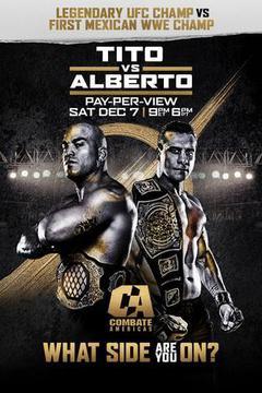 Combate Americas: Tito Ortiz vs Alberto El Patron
