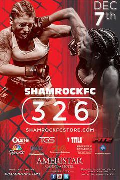 Shamrock FC 326: Dom Garcia vs Aaron Highfill