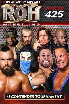 ROH Wrestling: Episode #425