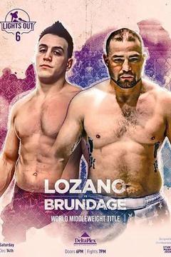 Lights Out Championship 6: Cody Brundage vs Erick Lozano