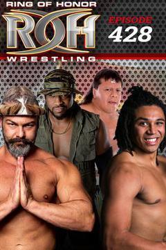ROH Wrestling: Episode #428