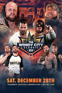 AAW Pro Wrestling: Windy City Classic XV