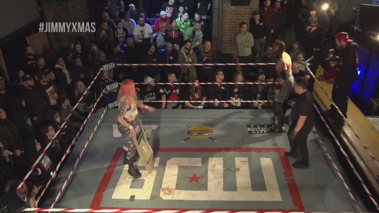 GCW: Jimmy All The Way - Official PPV Replay - FITE