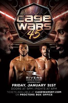 Cage Wars 45: Isaiah Sackey-El vs Sage Philippe