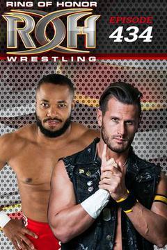 ROH Wrestling: Episode #434